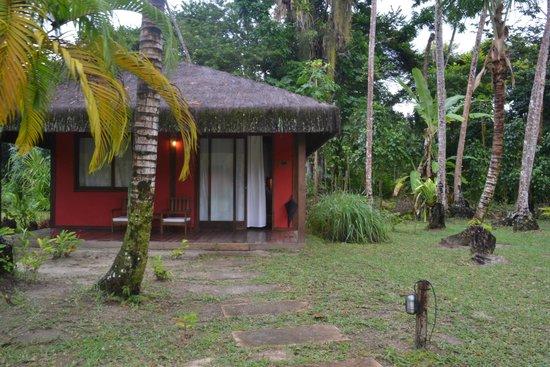 Hotel Vila dos Orixas: Bungalow