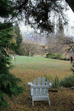 Waiorau Homestead : Part of the grounds