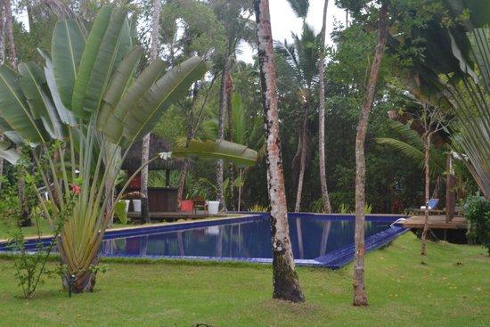Hotel Vila dos Orixas: Piscina