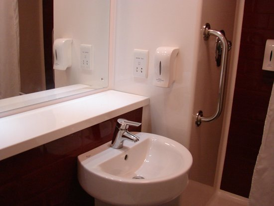 Travelodge London Bethnal Green: Il Bagno - Particolare