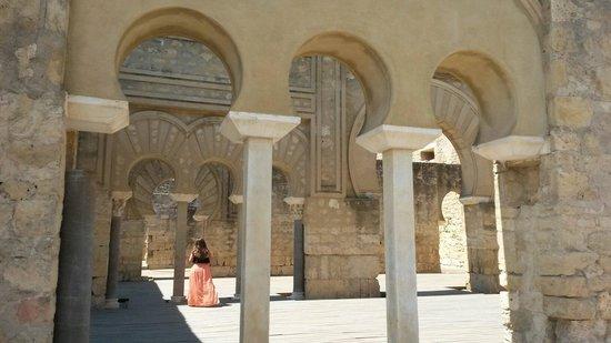 Conjunto Arqueológico Madinat Al-Zahra: Archways
