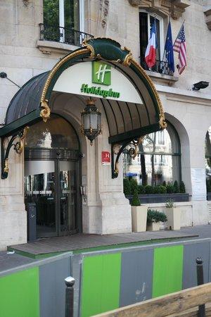 Holiday Inn Paris Gare de Lyon Bastille : door