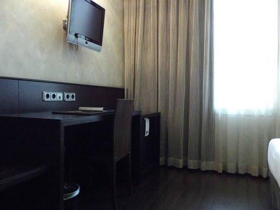 AC Hotel Carlton Madrid : 客室
