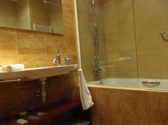AC Hotel Carlton Madrid : 浴室