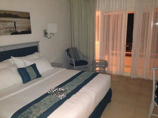 Grand Luley Manado: Deluxe double bed room