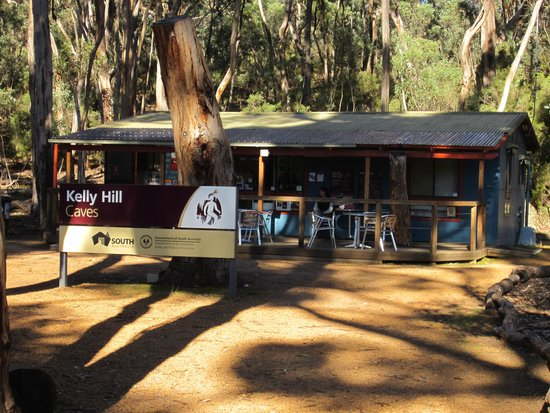 Kelly Hill Conservation Park and Caves : Visitors' Centre