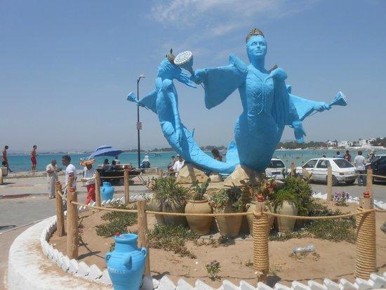 Hammamet Beach : .