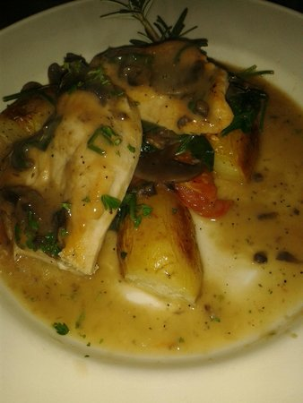 Zanellis Italian Restaurant : Grilled Chicken Breast