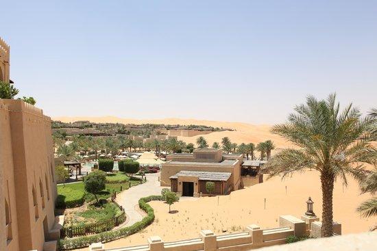 Qasr Al Sarab Desert Resort by Anantara: View from Room