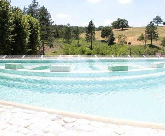 Hotel Tirrenia: piscine Theia