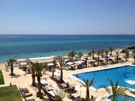 Radisson Blu Resort & Thalasso : Vista dalla camera