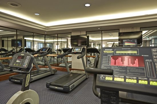 Conrad Cairo: Fitness Room