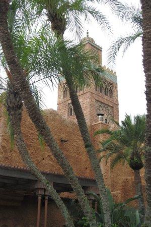 Epcot: Morocco