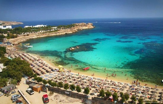 Antelope Travel Athens Day Tours: Mykonos vacation organized by Antelope Travel