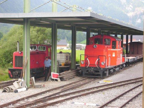 Bregenzerwaldbahn Museumsbahn