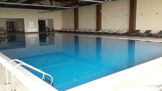 Lighthouse Golf & Spa Resort: Very good indoor pool