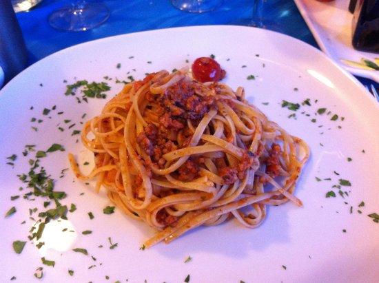 Ristorante-Pizzeria  Mandel: Pasta