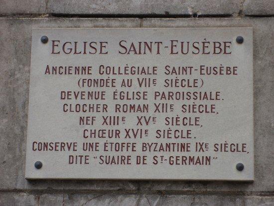 Eglise Saint-Eusebe
