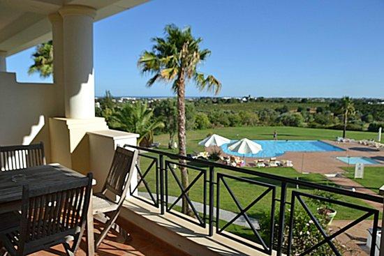 Colina Verde Aparthotel & Golf: Algarvian Apartment Terrace View
