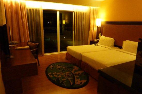 Pullman Phuket Panwa Beach Resort: Chambre Deluxe