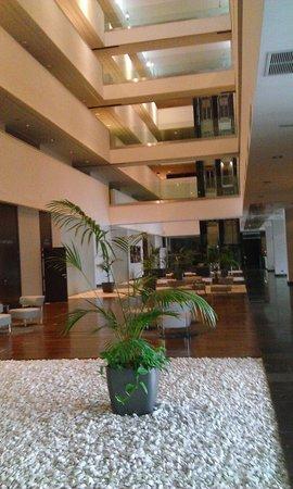 Diagonal Plaza Hotel : hall