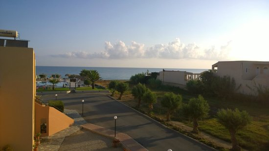 Eanthia Village: View from our room