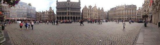 Gran Plaza: grand place