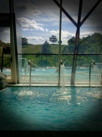 Hotel Garden: Piscine interne Theia