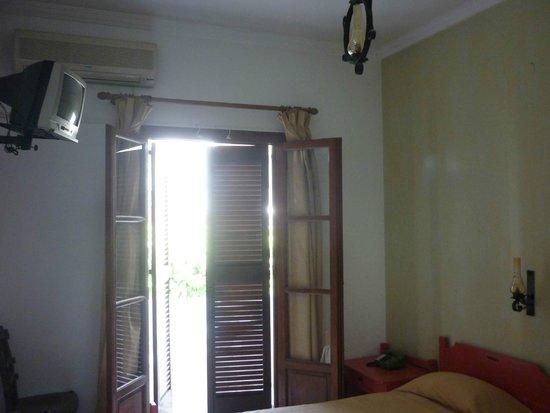Hotel Asterias: Camera