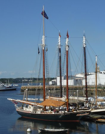 Schooner Stephen Taber Day Cruises: Stephen Taber