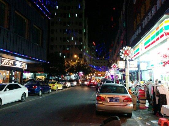 广州星缘商业街