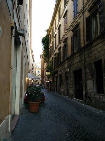 L'Archetto: Rue