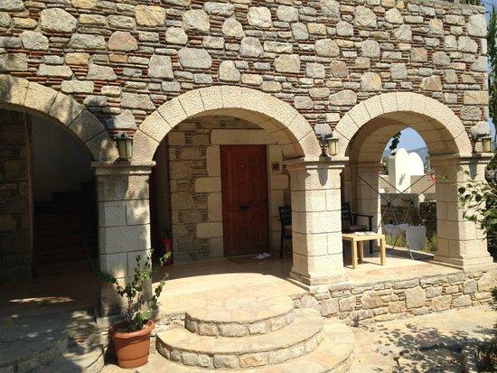 Old Datca Houses Mini Hotel: İncir Evleri Oda Giriş