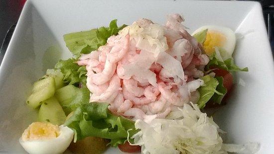 Fotografiska: Shrimps