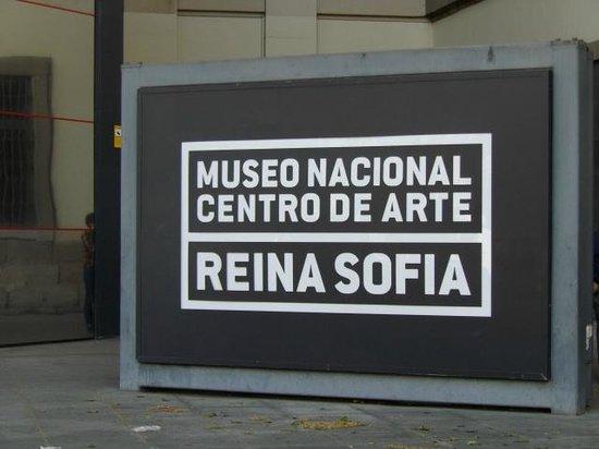 Musée Reina Sofía : 3