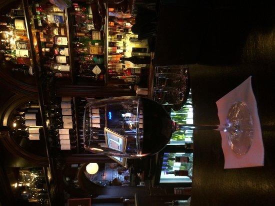Brasserie On The Corner: Pre dinner drink