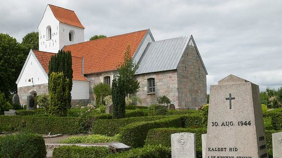 Hobro, الدنمارك: Oue Kirke