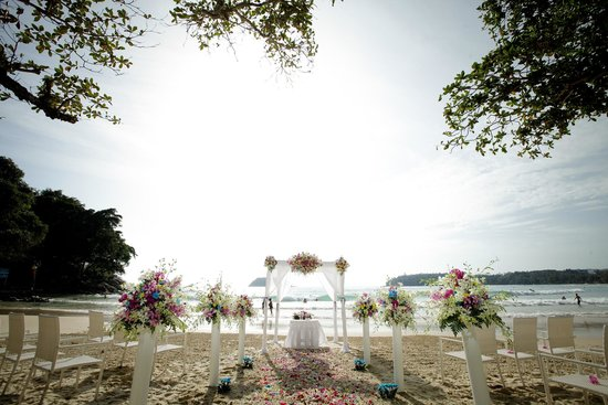 The Boathouse Phuket: Wedding Ceremony 2014 Kata Beach Phuket