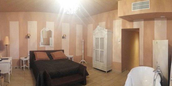 Villa Augusta : Chambre prestige