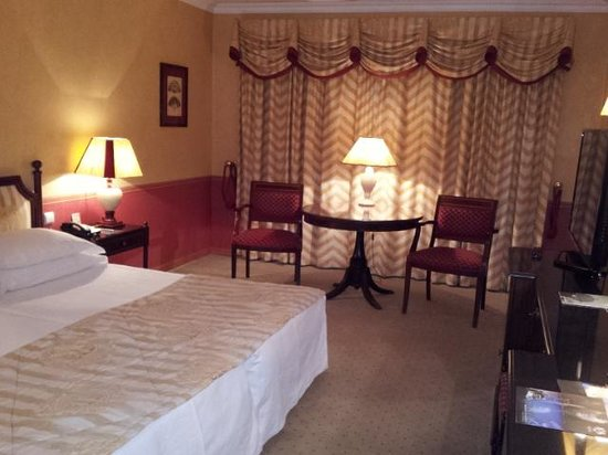 Dom Pedro Lisboa : Comfortable good sized room