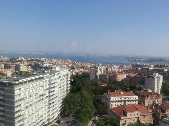 Dom Pedro Lisboa : Good views from Room
