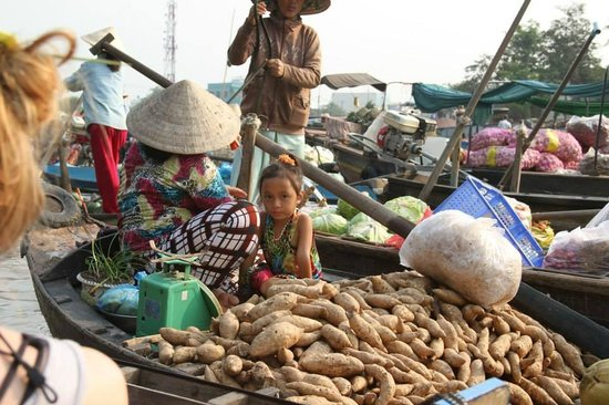 EcoTours - Private Day Tours : The Floating Market
