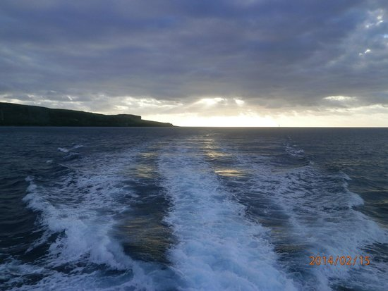 Le Grand Bleu : La mer