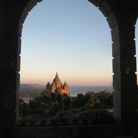 Pousada Viana Do Castelo : Desde el interior