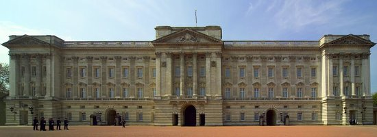 Photo of Palace Buckingham Palace at Buckingham Palace Rd, London SW1A 1AA, United Kingdom