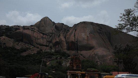 Savandurga: Largest monolith in Asia