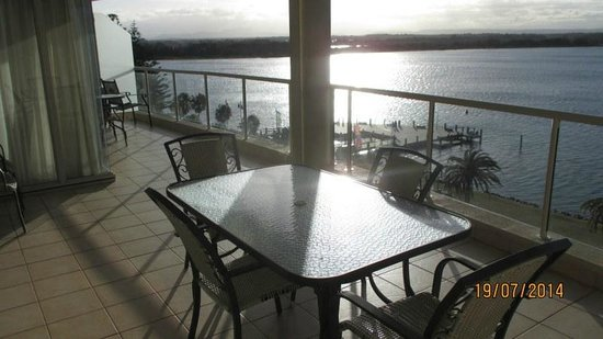 Rydges Port Macquarie: Balcony