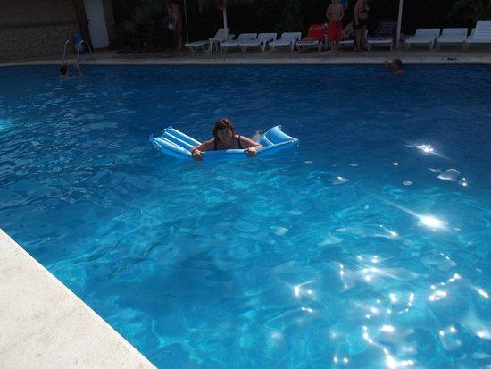 Hostal Mar y Huerta: pool