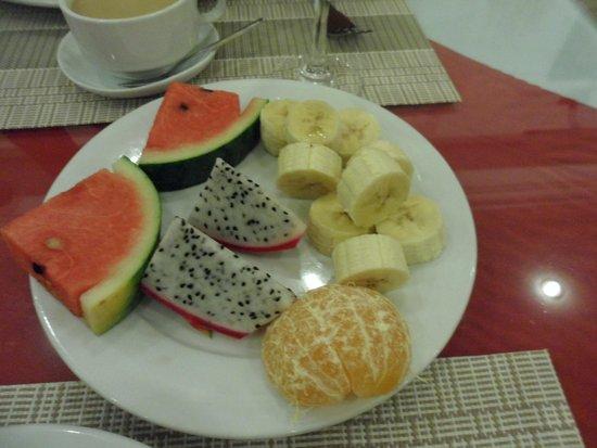 Gia Thinh Hotel: Petit déjeuner