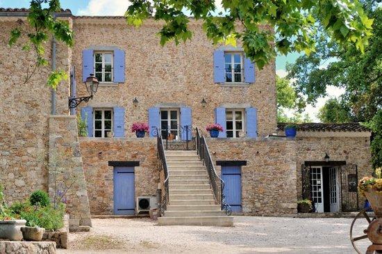 Escalier du ch teau de cancerilles photo de la table du - La table marseillaise chateau gombert ...